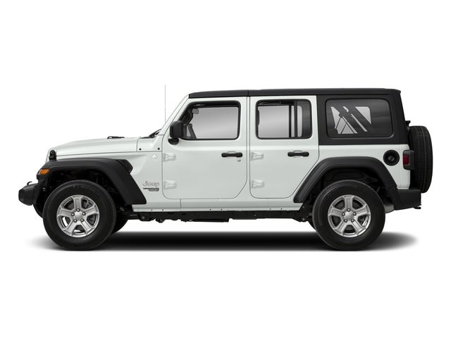 2018 Jeep Wrangler WRANGLER UNLIMITED SPORT S 4X4 In Rock Springs, WY    Fremont CDJR