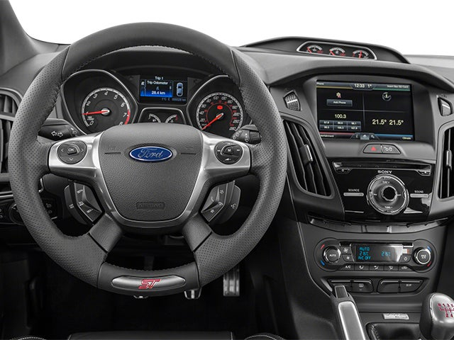 2014 Ford Focus 5dr HB ST in Rock Springs, WY | Salt Lake City Ford ...