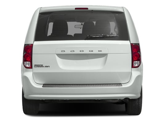2017 Dodge Grand Caravan >> 2017 Dodge Grand Caravan Sxt Wagon