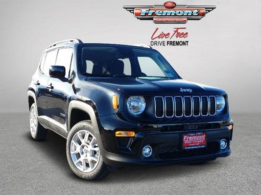2020 Jeep Renegade Latitude In Rock Springs Wy Salt Lake City