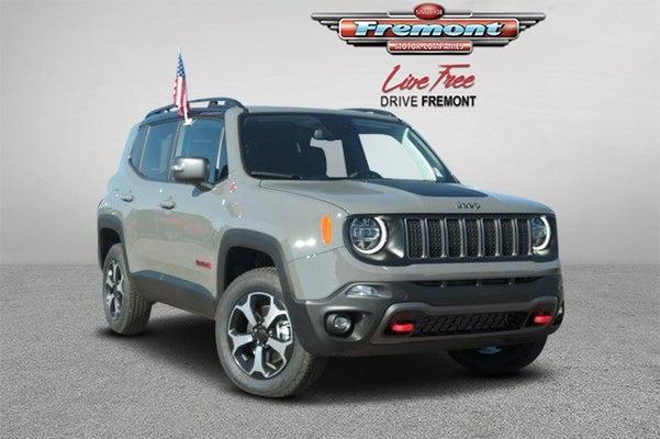 2019 Jeep Renegade Trailhawk 4x4 In Rock Springs Wy Salt Lake