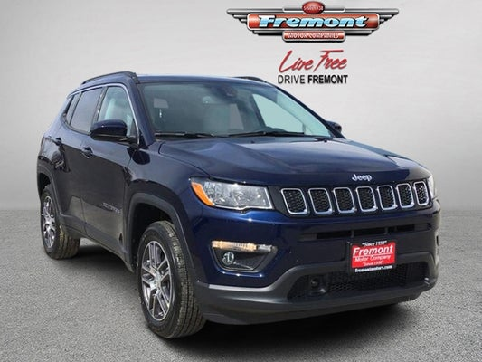 2020 Jeep Compass Sun And Safety 4x4 In Rock Springs Wy Salt Lake City Jeep Compass Fremont Cdjr Rock Springs